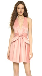 Rachel Zoe Beck Sleeveless Tie Waist Dress Rose