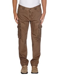 Boss Orange Trousers Casual Trousers Men Khaki