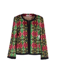 Jucca Jackets Green