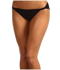Exofficio Give N Go String Bikini Black Women's Underwear