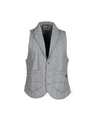 Scotch And Soda Suits And Jackets Waistcoats Men Grey