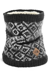 The North Face Women's Knit Infinity Scarf Tnf Black
