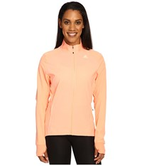 Adidas Supernova Storm Jacket Sun Glow Women's Coat Orange
