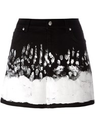 Versus Denim Skirt Black