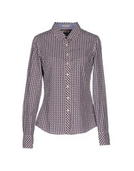 Tommy Hilfiger Denim Shirts Shirts Women Pink