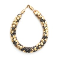 Peppercotton Leopard Bracelet Gold