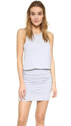 Sundry Sleeveless Dress Silver