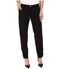 Joe's Jeans Flight Zip Ankle In Jet Black Jet Black Women's