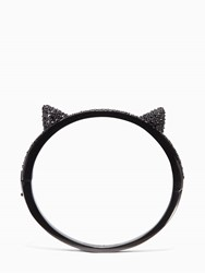 Kate Spade Jazz Things Up Pave Cat Ear Bangle