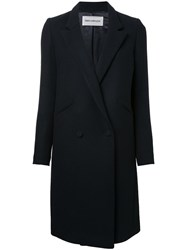 Taro Horiuchi Tailored Coat Black