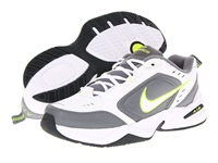 Nike Air Monarch Iv White Cool Grey Anthracite White Men's Cross Training Shoes