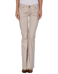 Hope Collection Trousers Casual Trousers Women Beige
