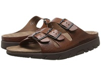 Mephisto Zach Tan Full Grain Leather Men's Sandals