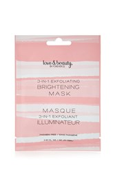 Forever 21 3 In 1 Brightening Face Mask