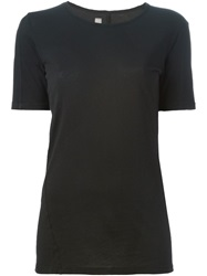 Silent Damir Doma 'Theros' T Shirt Black