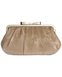 Styleandco. Style And Co. Pat Bow Frame Clutch