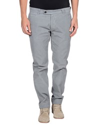 Fendi Trousers Casual Trousers Men Grey