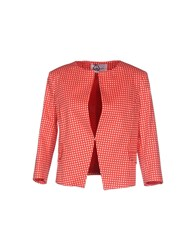 Relish Suits And Jackets Blazers Women Red