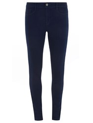 Dorothy Perkins Bailey Ultra Stretch Skinny Jeans Blue