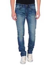 Mauro Grifoni Denim Pants Blue