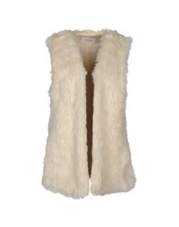 M.Grifoni Denim Coats And Jackets Faux Furs Women
