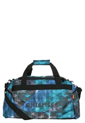 Chiemsee Sports Bag Poligon Blue