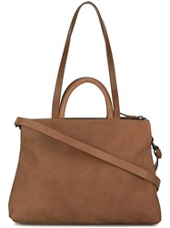 Marsell Classic Tote Bag Brown