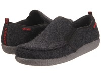 Giesswein Innsbruck Charcoal Slippers Gray