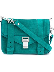 Proenza Schouler 'Ps1 Mini' Crossbody Bag Green