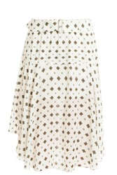 A.L.C. Leto Medallion Skirt