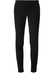 Saint Laurent Classic Skinny Trousers Black