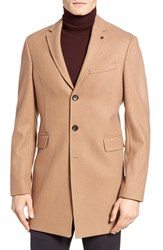 Ben Sherman Men's Covert Topcoat