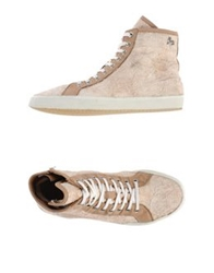 Apepazza High Tops And Trainers Beige