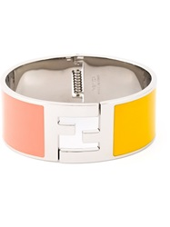 Fendi 'The Fendista' Bangle Metallic