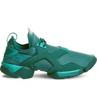 Adidas Y3 Kohna Neoprene Trainers Teal Green