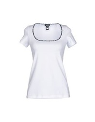 Just Cavalli Underwear Undershirts White