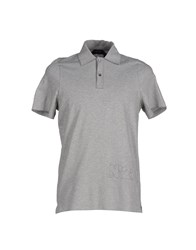 N 21 N 21 Topwear Polo Shirts Men Light Grey