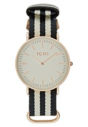 Ichi Watch Black Anthracite
