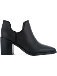 Senso 'Huntley Ii' Ankle Boots Black