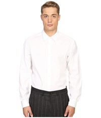 Vivienne Westwood Classic Oxford New Cutaway Shirt White