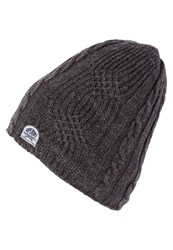 Superdry Misty Cable Hat Grey Marl