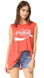 Wildfox Couture Coca Cola Muscle Tank India