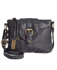 Styleandco. Style Co. Washed Mini Crossbody Only At Macy's Black