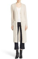 Autumn Cashmere Women's Long Cardigan Mojave
