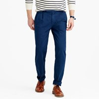 J.Crew Wallace And Barnes Double Pleated Relaxed Fit Military Chino