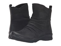 Earth Treasure Black Vintage Women's Pull On Boots