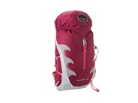 Osprey Tempest 16 Pack Mystic Magenta Day Pack Bags Mahogany