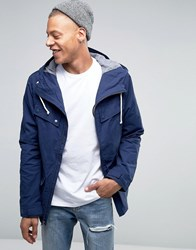 Quiksilver Seashore Jacket Blue