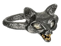 Alexis Bittar Fox Ring Ruthenium Gold