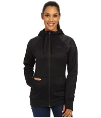 The North Face Suprema Full Zip Hoodie Tnf Black Women's Sweatshirt